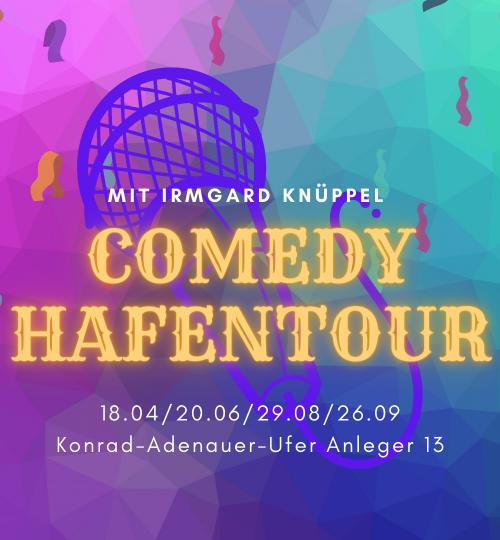 Comedy Hafentour