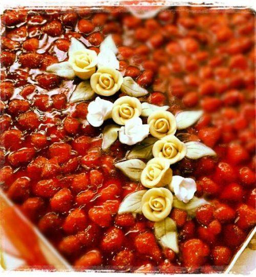 Hochzeit Kuchen Charter